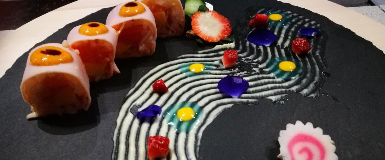 ristorante di sushi messina